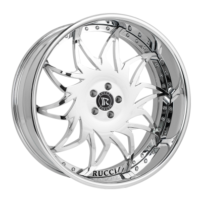 Rucci Dripp Chrome Wheels
