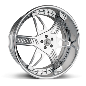 Rucci Rollin Chrome Wheels
