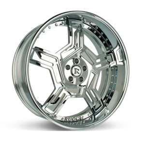 Rucci Velar Chrome Wheels