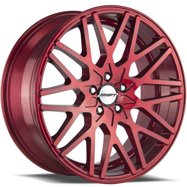 Shift Wheels Formula Candy Apple Red