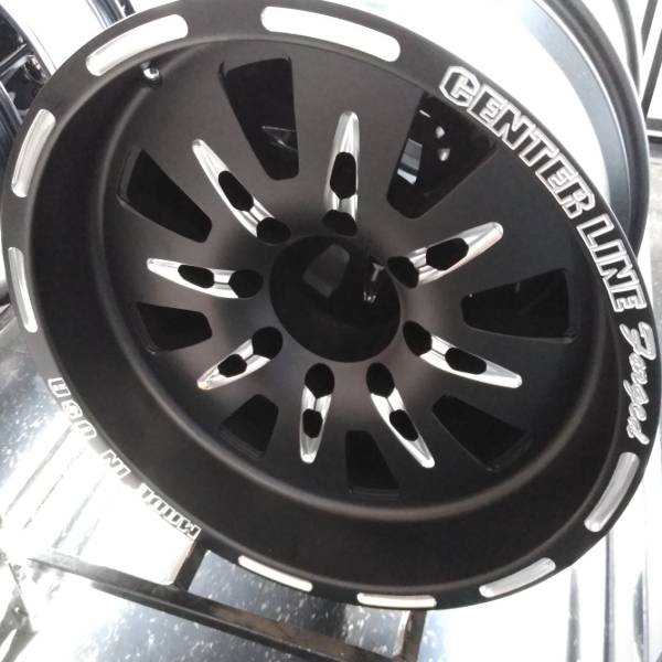 Center Line Forged Wheels