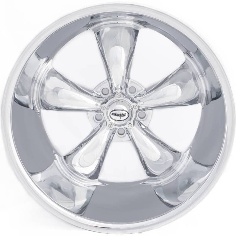 Coys C-5 Chrome Wheels
