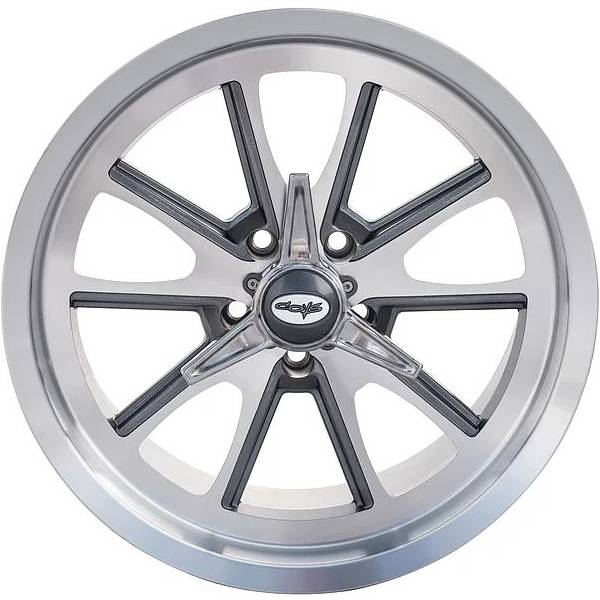 Coys C-67 Machine Gunmetal Wheels