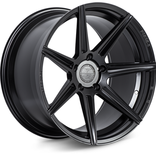 Ferrada FR7 Black Wheels