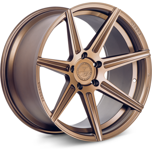 Ferrada FR7 Bronze Wheels