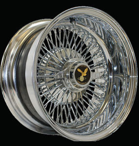 Galaxy Straight Laced Wire Wheel