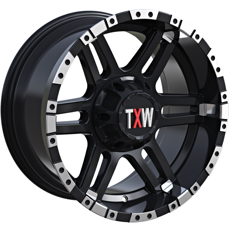 TXW T-0.04 Black Machined