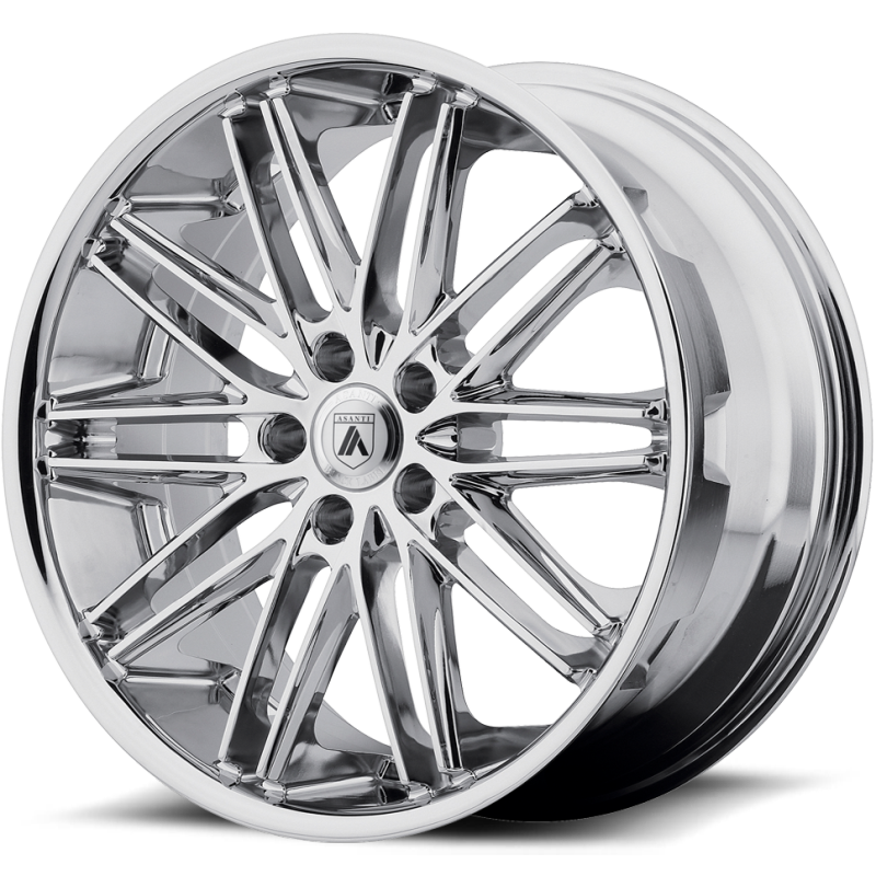 Asanti Black Label ABL-10 Pollux Chrome