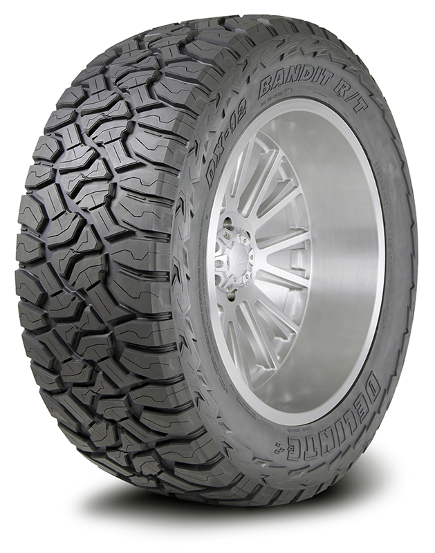 Delinte DX12 Bandit R/T Rough Terrain Tire
