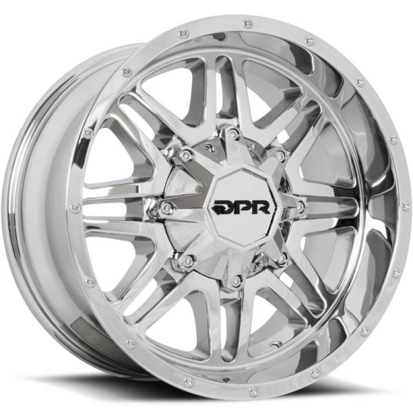 DPR 804 AK-47 Chrome Wheels