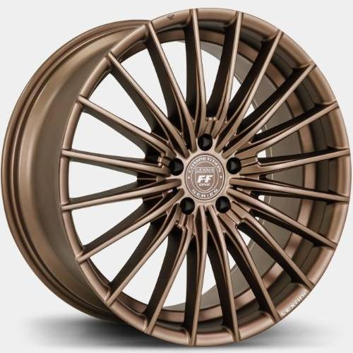 Lexani FF-One Series Ressa Bronze Wheels