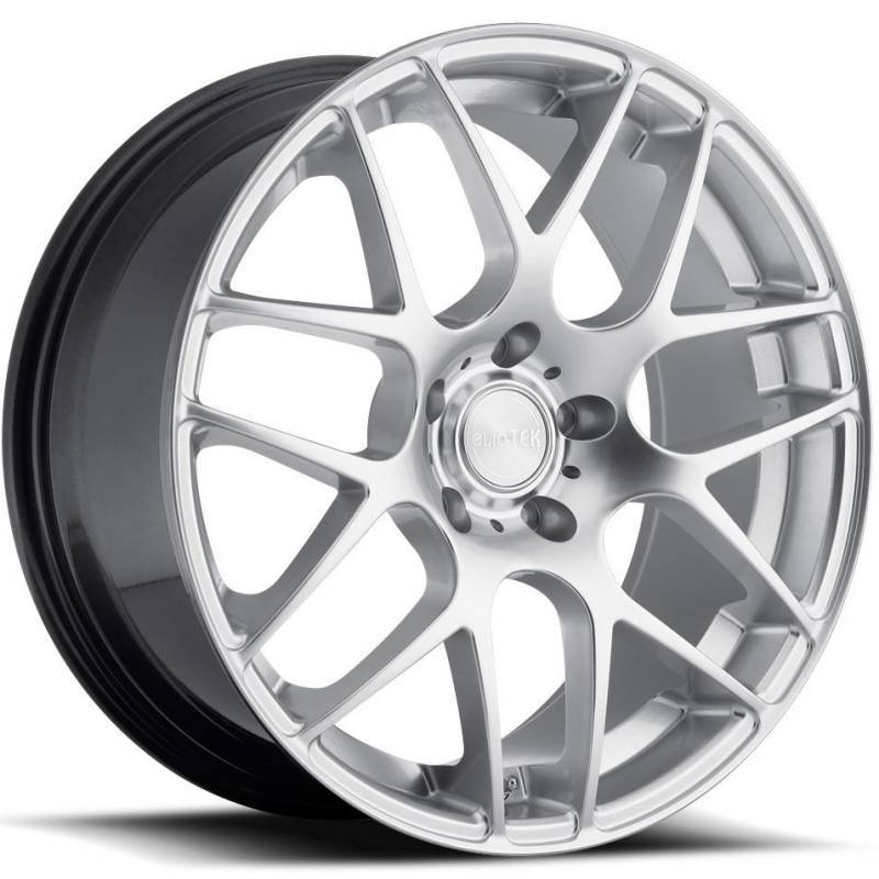MRR Design U02 Hyper Silver Wheels