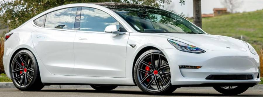 Vorsteiner V-FF 112 Flow Forged Wheels for Tesla