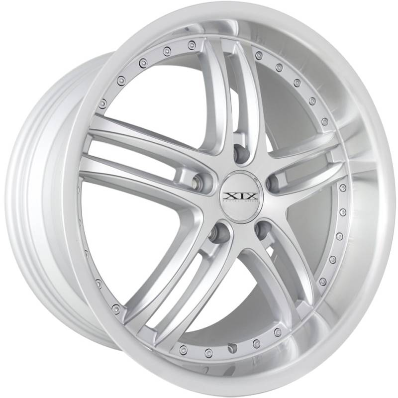 XIX X-15 Machine Silver Wheels