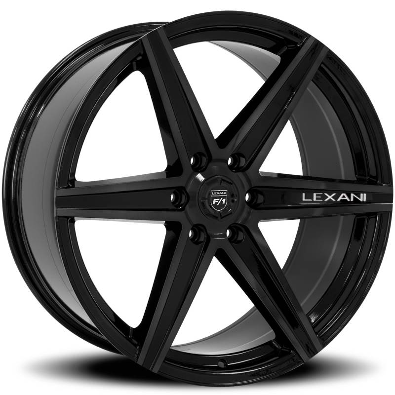 Lexani Savage-6 Full Black
