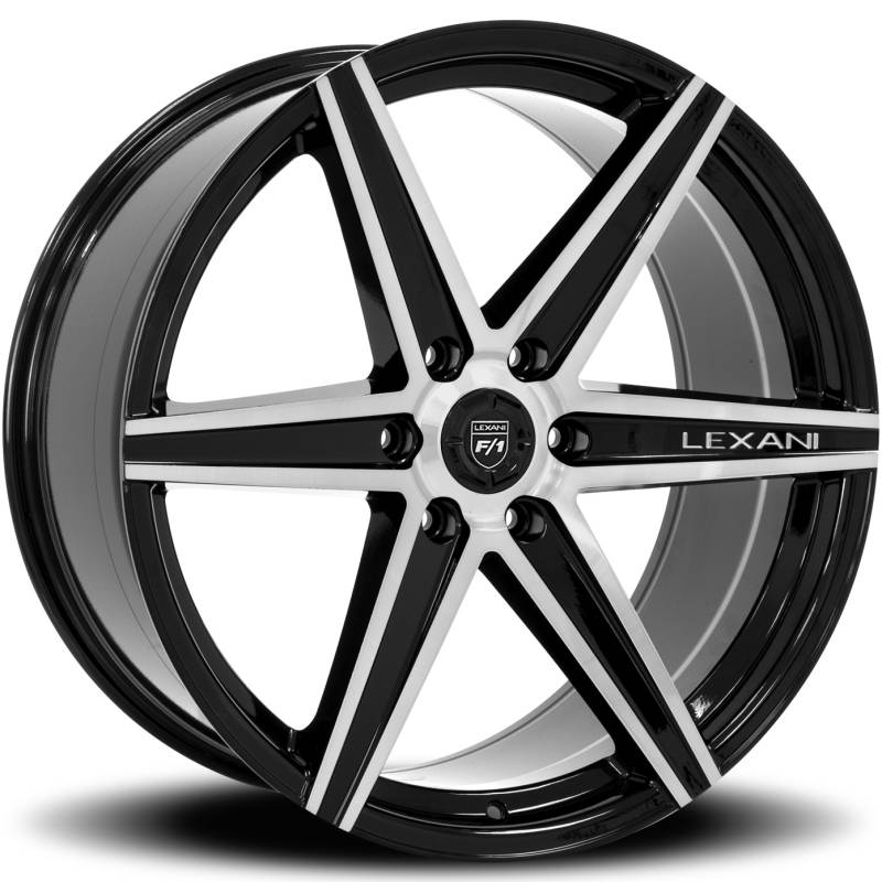 Lexani Savage-6 Machine Black