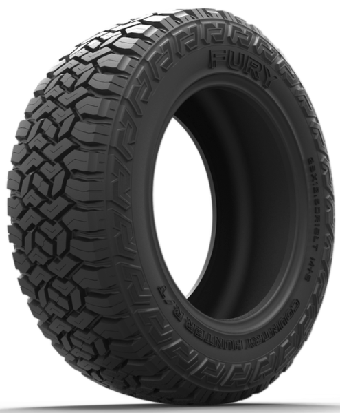 Fury Off Road Country Hunter R/T Tires