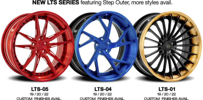 Lexani LTS Series Wheels