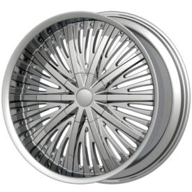 Red Sport RSW66 Chrome Wheels