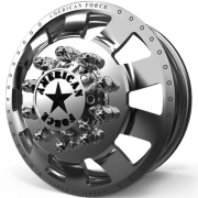 American Force Bolt Front Dually Wheels