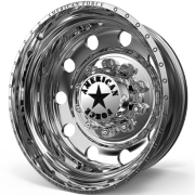 American Force Classic Rear Dually Wheels