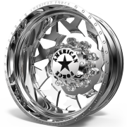 American Force H01 Contra Rear Dually Wheels