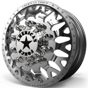 American Force G17 Evo Front Dually Wheels