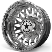 American Force G17 Evo Rear Dually Wheels