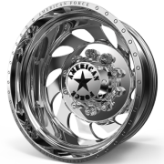 American Force F08 Flow Rear Dually Wheels