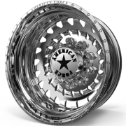 American Force F01 Rampage Rear Dually Wheels