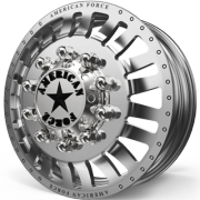 American Force G18 Zip Front Dually Wheels