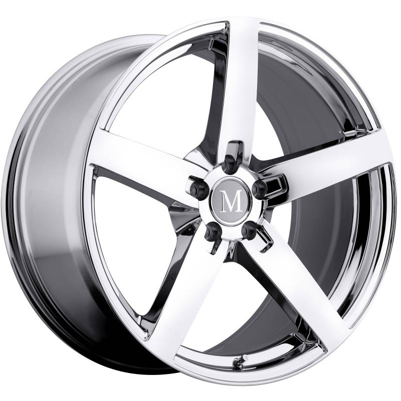 Mandrus Arrow Chrome Wheels