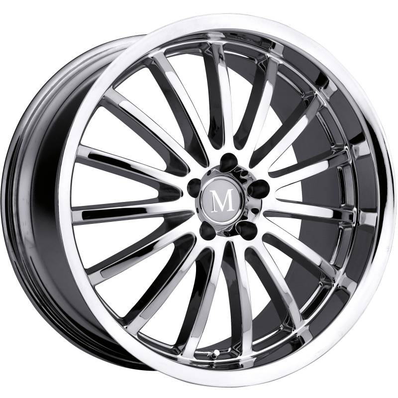 Mandrus Millennium Chrome Wheels