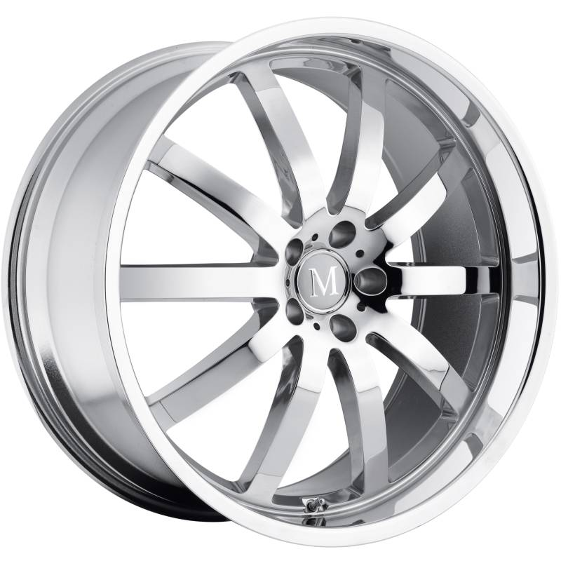Mandrus Wilhelm Chrome Wheels