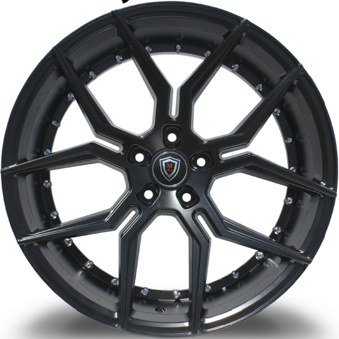 Marquee M.1000 Satin Black Wheels