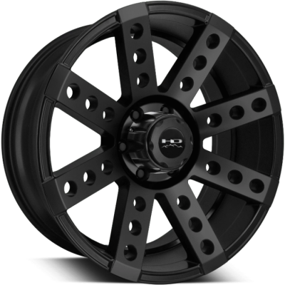 HD Off-Road Buckshot Satin Black