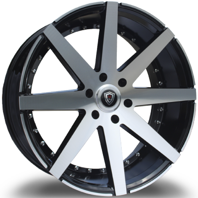 Marquee M3226-B Machine Black Wheels
