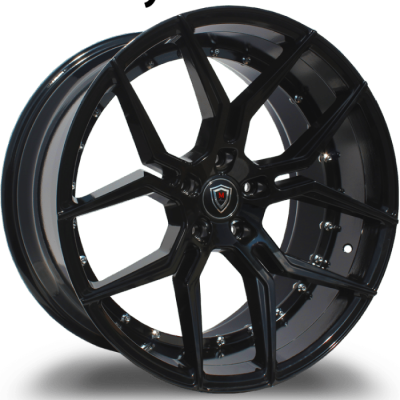 Marquee M1000 Gloss Black Wheels