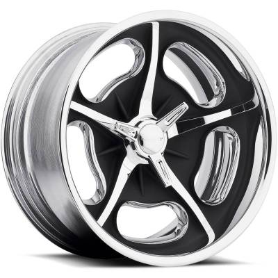 Schott Accelerator d.Concave Polished and matte Dark Gray Ceramic Paint