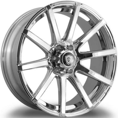 G-Line G.0036 Chrome Wheels