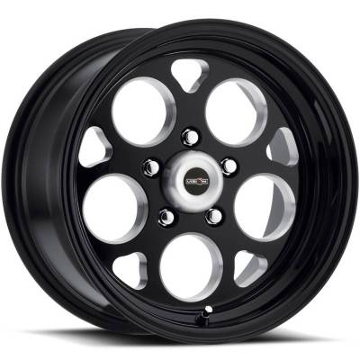 Vision 561 Sport Mag Gloss Black Milled