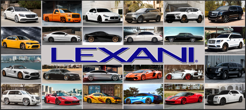 Lexani Vehicles