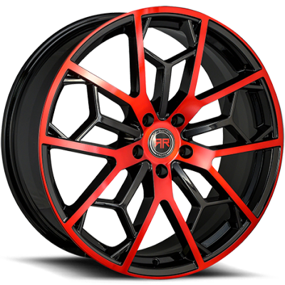 Revolution Racing RR23 Red and Black