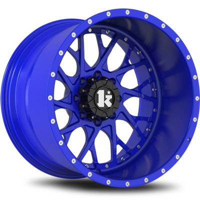 Klutch Offroad TF001 Blue
