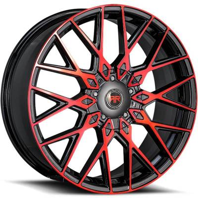 Revolution Racing R24 Red and Black