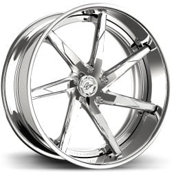 Lexani LC-109 Chrome Wheels