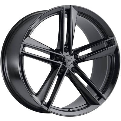 Ohm Lightning Gloss Black EV Wheels