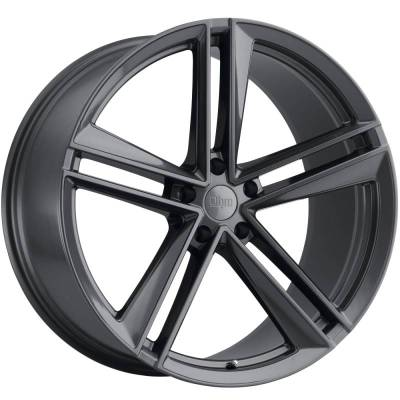 Ohm Lightning Gunmetal EV Wheels