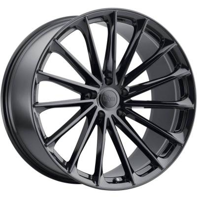 Ohm Proton Gloss Black EV Wheels