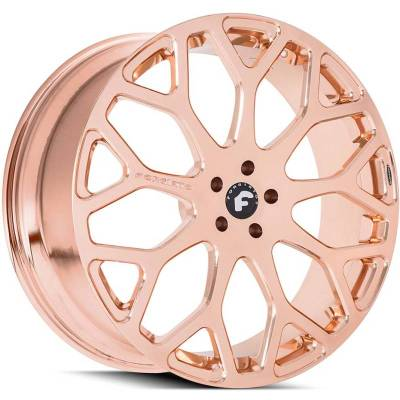 Forgiato Drea Rose Gold